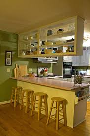 12 easy ways to update kitchen cabinets hgtv install under cabinet shelving