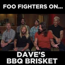 Foo Fighters Meme - who knew dave grohl made a london s best rock fm96
