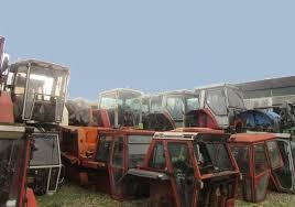 cabine per trattori usate pezzi di ricambio per trattori verona scappini trattori