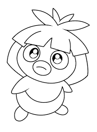 pokemon 18 coloring page
