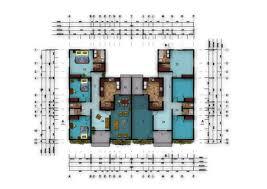 high end home plans 2 bedroom semi detached house plans ghana functionalities net