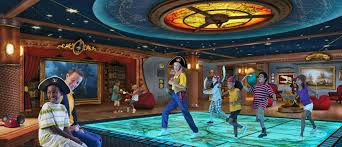 Disney Fantasy Floor Plan Well Traveled Kids Setting Sail Aboard The Disney Fantasy Cruise