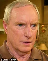 Alf Stewart Memes - home and away s alf stewart plays celebrant at wedding daily mail