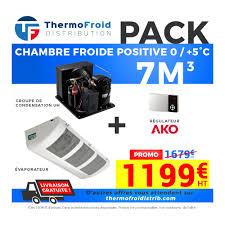 moteur chambre froide cf 15m3ak complet à 1 665 00 chez thermofroid distribution