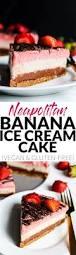 neapolitan banana ice cream cake vegan u0026 gluten free emilie eats