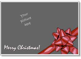 printable holiday card templates free christmas cards