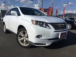 2010 lexus rx 450h user manual 2010 lexus rx 450h l version used car for sale at gulliver new