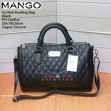 Jual Tas Mango Saffiano handbag mango original handbags 2018