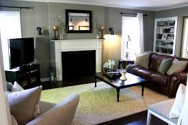 dark grey feature wall living room centerfieldbar com
