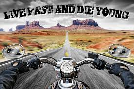 poster quadro live fast die young su europosters it