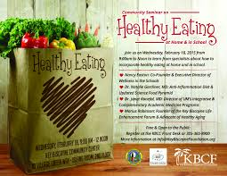 Kbcc Map Village Of Key Biscayne Community Seminar On Healthy Eating