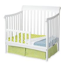 Mini Crib Vs Regular Crib Child Craft Coventry Toddler Guard Rails For Convertible Mini