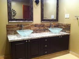 Bathroom Vanity Backsplash Ideas  Great Home Decor The Best - Bathroom vanity backsplash ideas