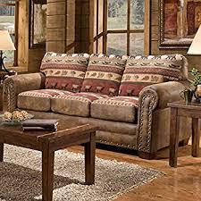 American Furniture Warehouse Sleeper Sofa Amazon Com American Furniture Classics Sierra Lodge Sleeper Sofa