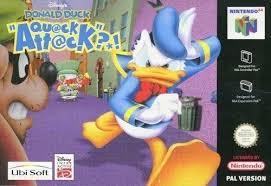 donald duck quack attack n64 rom complete roms