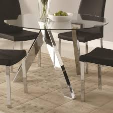 home design iron dining table base glass top with metal room 85 85 exciting metal dining room table home design