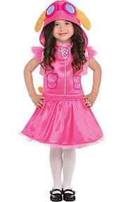 Halloween Costumes Party Girls Paw Patrol Costumes Chase Marshall Skye U0026 Rubble Halloween