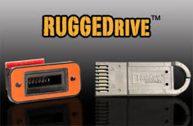 Rugged Flash Drives Ruggedrive Memory Tokens Deliver Usb Flash Drive Or Sd Card