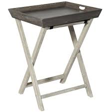 folding oversized wood tray table in espresso wooden tray tables tray table laptop desk side table night stand