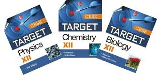 target cbse physics chemistry and biology for class u2013 xii set of