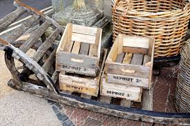 buy wooden crates uk vintage style apple crates original