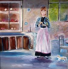 Best Monet Painting Reproductions Images On Pinterest Monet - Berthe morisot in the dining room
