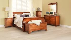 Bedroom Furniture With Hidden Compartments Sakeh Dark Wood Grain Bedroom Furniture Suite With Grey Yellow