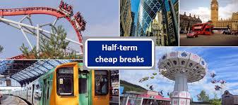 half term cheap breaks exemplar education