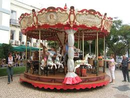 free images amusement park carousel leisure roundabout