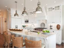 Island Lights Kitchen Pendant Lights Kitchen Over Island Home Lighting Design Intended