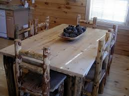 Log Dining Room Table Best Log Dining Room Tables 88 In Ikea Dining Table And Chairs