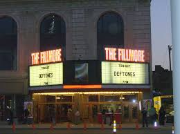 the fillmore detroit wikipedia