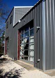 welding workshop with living quarters barn homes pinterest