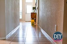 Can You Clean Laminate Floors With Vinegar Conquer Sticky Floors Diy Chemical Free Floor Cleaner Diy Swank