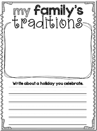 family traditions kinderland collaborative