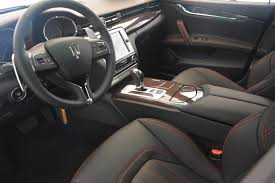 maserati granturismo 2016 interior 2016 maserati quattroporte s q4 stock m1579 for sale near