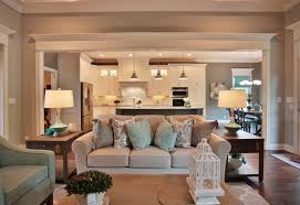 Living Room And Family Room Combo by Small Living Room Kitchen Combo Traditional Kitchen Kitchen And