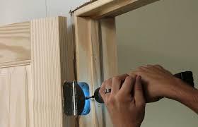 Hanging A Frame by Backyards How Fix Door Jamb Diy Bunnings Maxresdefault