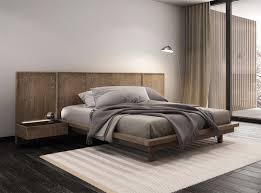 Surface Platform Bed By Huppe Bedroom Sets Bedroom - Contemporary platform bedroom sets