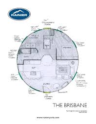 off grid floor plans thebrisbane from rainier yurts off grid living pinterest
