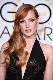 best golden globe hairstyles red carpet hair