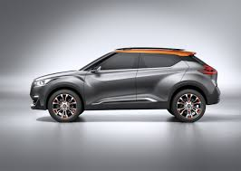 nissan kicks nissan kicks concept 2014 mad 4 wheels
