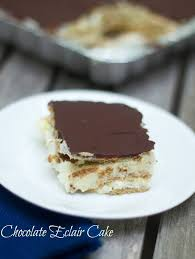 make ahead chocolate eclair cake recipes close to home