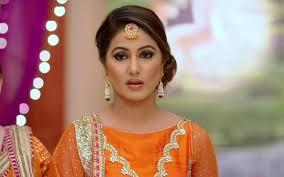 akshara wedding hairstyle yeh rishta kya kehlata hai akshara aka hina khan to sport a