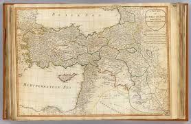 Ancient Map Ancient Turkey Map Anatolia Map Historical Biblical Anatolia Map