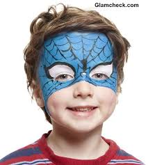 Boys Spider Halloween Costume Halloween Costume Face Art Boys
