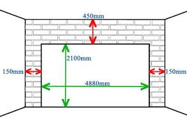 dimensions of a 2 car garage double garage door dimensions double garage door measurements