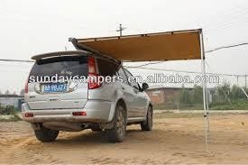 Retractable 4wd Awnings 4wd Rear Roof Rack Shade Awning 4x4 Buy 4wd Rear Awning Car Side