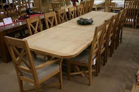 Large Dining Room Table Seats 12 Dining Table Seats 16 Dining Room Ideas