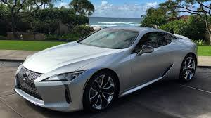 lexus that looks like a lamborghini 2018 lexus lc500 one take youtube